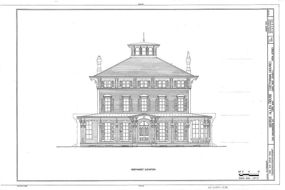 Victorian italianate house large porches romantic for Historic italianate floor plans