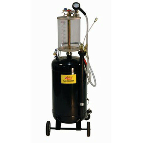 John Dow Industries 20 Gallon Fluid Evacuator with Bowl JDI 20EV B ...