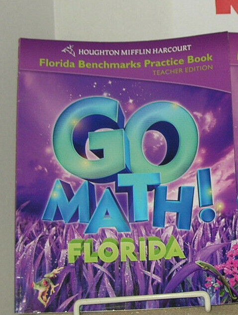 Houghton Go Math Florida Benchmark Teacher Guide Grade 3