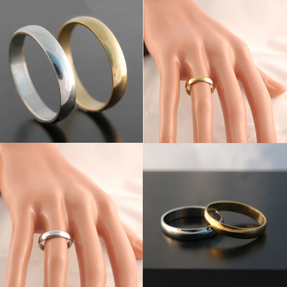 Wedding Rings  Handmade to order in the UK