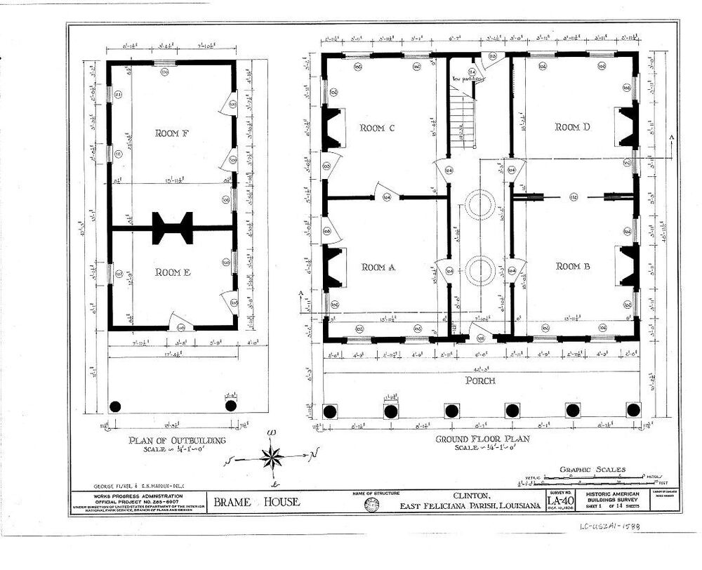 S L1000 Antebellum Style Home Plans On Senior Housing Building Plans