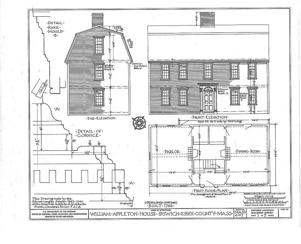 15 spectacular gambrel house plans house plans 37634 for Gambrel roof house plans