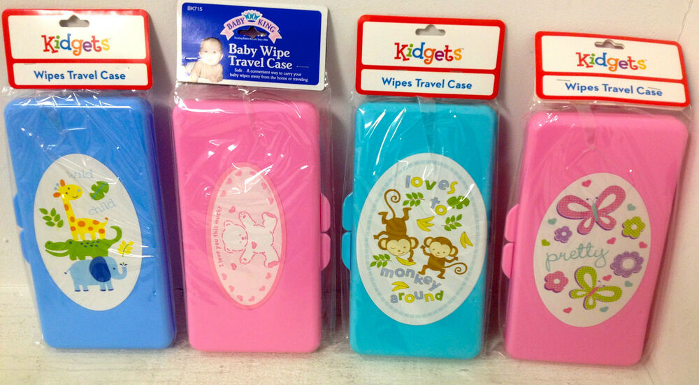 New Baby Diaper Wipes Case Refillable Wipes Container Travel Diaper Bag Ebay