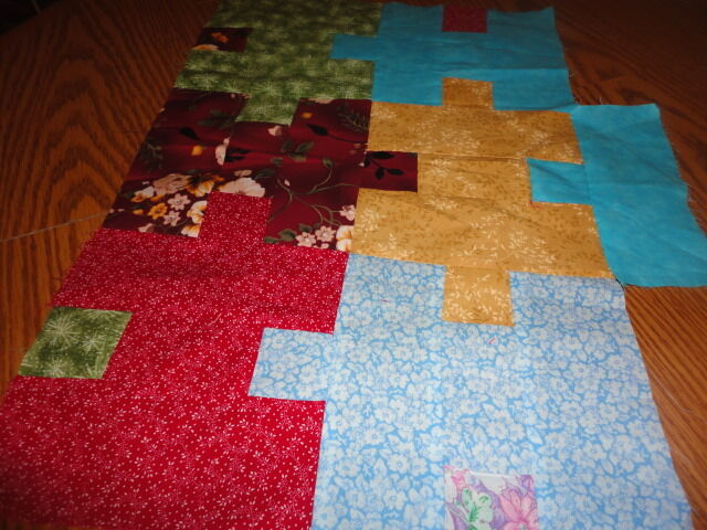 How To Use Plastic Quilting Templates : Plastic Templates-Quilter s Puzzle quilt eBay