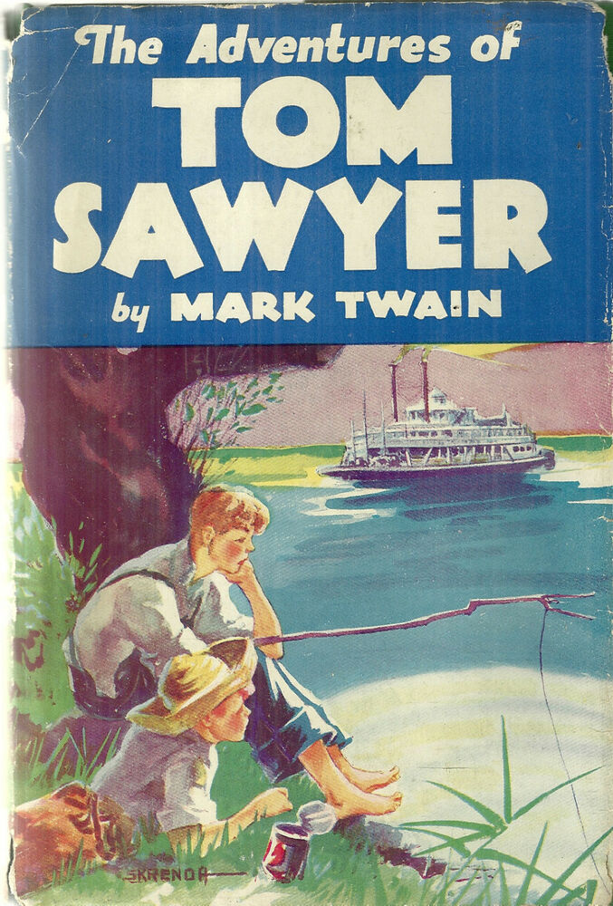 The adventures of tom sawyer summary in 100 words
