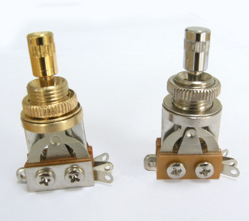 metal 3 way short straight toggle switch electric guitar e17 ebay. Black Bedroom Furniture Sets. Home Design Ideas