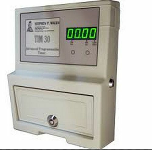 Coin Operated Timer Programmable Electric Digital Meter ...
