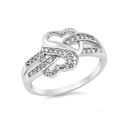 Bhp Infinity Ring Tiffany Rings Loving Heart