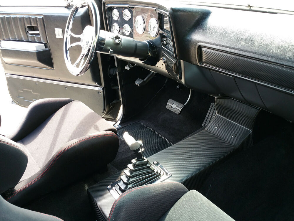 73 87 chevy truck center console 3 ebay. Black Bedroom Furniture Sets. Home Design Ideas