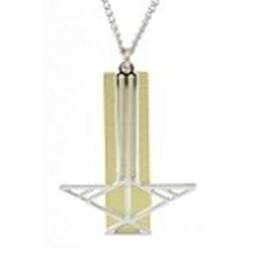 Pendant 53804 darwin d martin frank lloyd wright for Martin metal designs