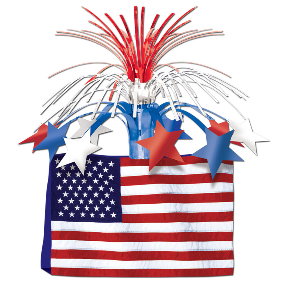 4th of july patriotic party decoration american flag for American flag decoration