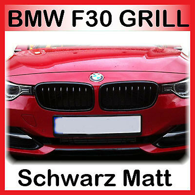 f r bmw f30 f31 m performance nieren k hlergrill grill. Black Bedroom Furniture Sets. Home Design Ideas