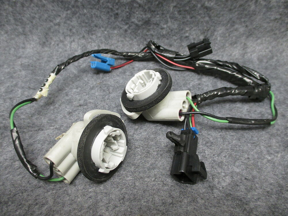 chevy taillight wiring harness pictures to pin chevy tail light wiring harness