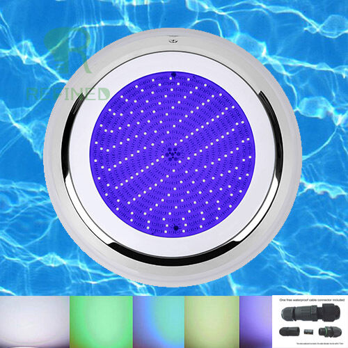 Stainess 100 resin filled led swimming pool lights 18w - Led swimming pool lights inground ...