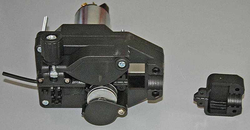Forney 130fi mig welder complete wire feeder parts drive for Lincoln welder wire feed motor