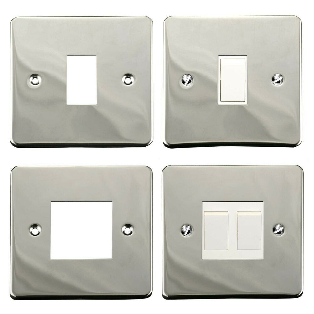 Light Switch Plate Cover: Light Switch Cover Plate Conversion Single Double