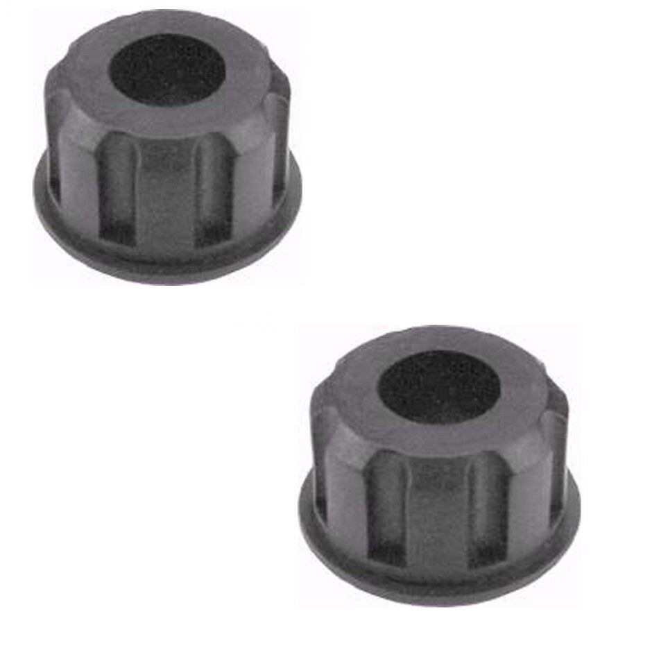 Rotary wheel bushings compatible with murray