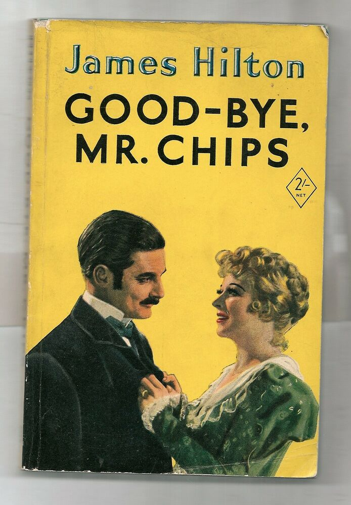good bye mr chips Story synopsis mr chips is the much-loved schoolmaster who devotes his life to  brookfield school and its generations of schoolboys in this poignant, classic.