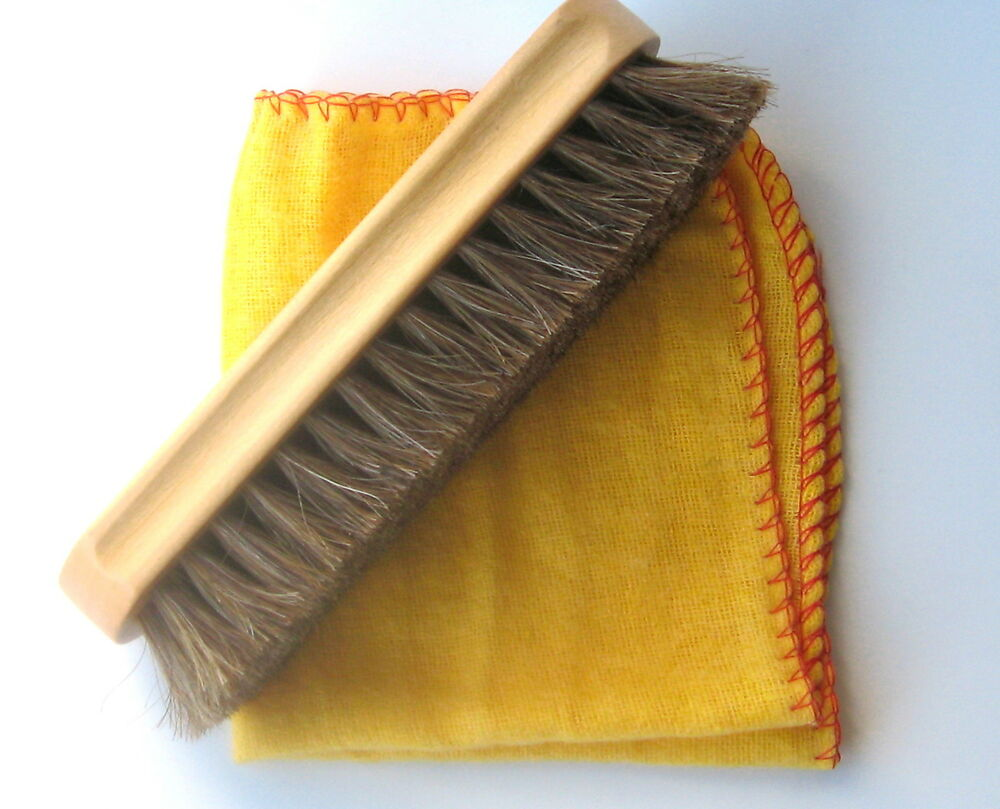 Size Of Shoe Cleaning Polishing Cloth