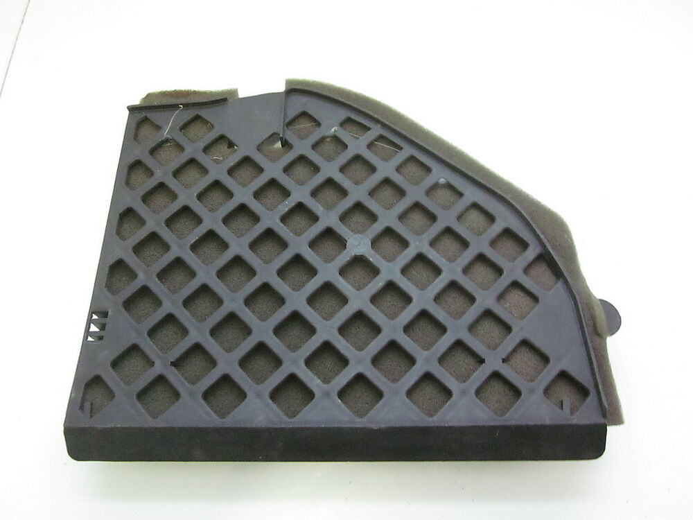 vw mk3 jetta golf cabrio fuse box cover lower trim