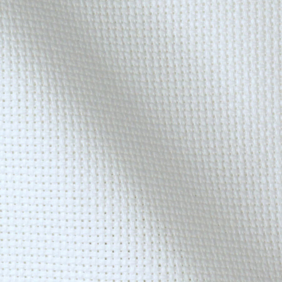 14 count aida cloth white 60 wide by the yard cross for Cloth by the yard