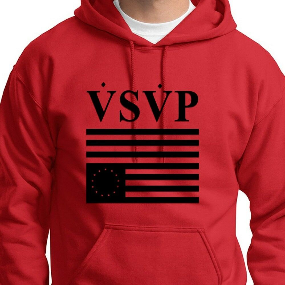 vsvp t shirt comme des fuckdown rocky asap hip hop yolo. Black Bedroom Furniture Sets. Home Design Ideas