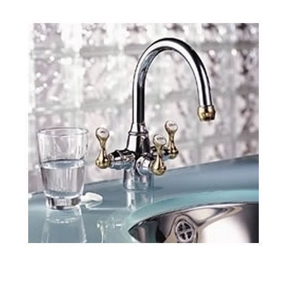 Franke Tfb 309 Bathroom Triflow Faucet W Water Filter