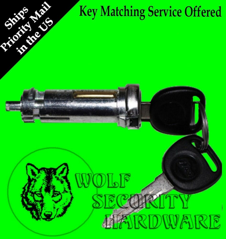 Saturn S Vue Equinox Torrent Ignition Key Switch Lock
