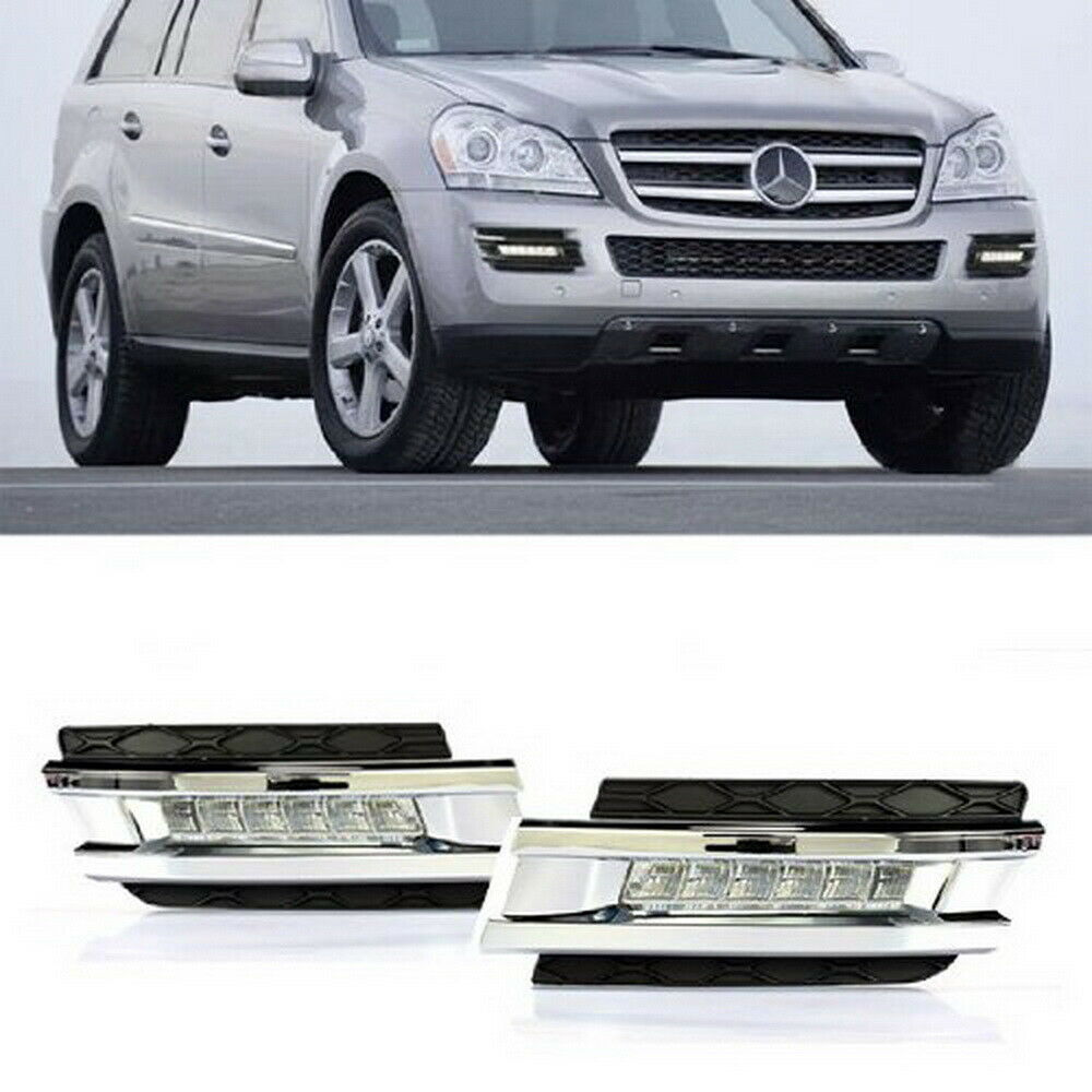 Fit 2007 09 mercedes x164 gl class 12w high power led for Mercedes benz 2007 gl450 accessories