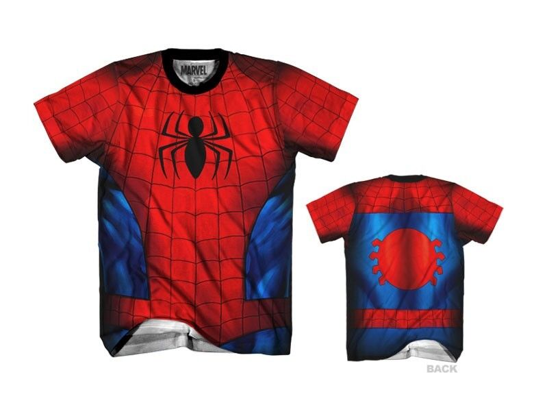 Youth Spiderman Costume (with Muscles) with Mask Youth ...