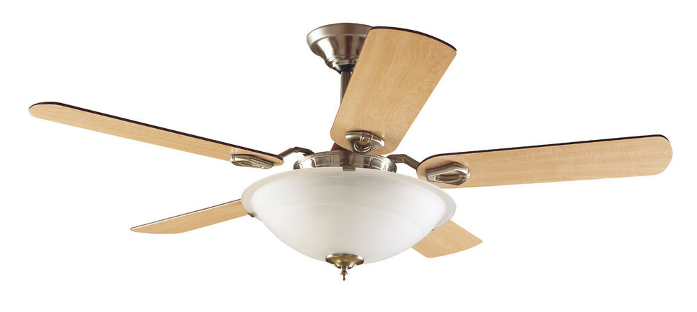 Hunter 60 quot contemporary brushed nickel remote control ceiling fan w