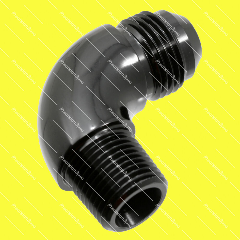 An jic to quot npt degree flare union fitting