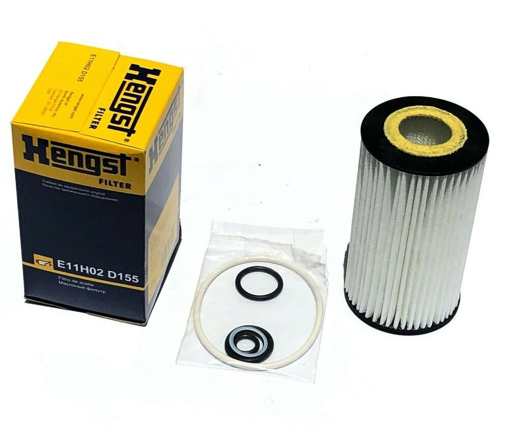 Mercedes benz oe quality oil filter hengst 0001802609 for Mercedes benz oil
