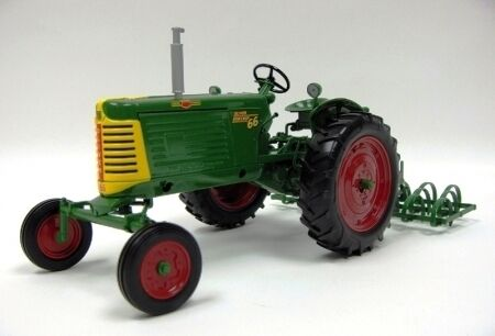 1 16 Oliver 66 Amp Spring Tooth Harrow Toy Tractor Times