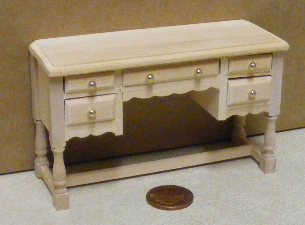 how to make doll dressing table