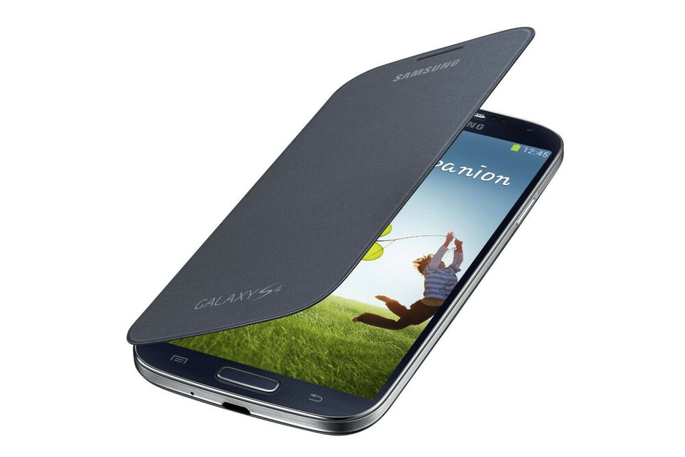 Test: Samsung Galaxy S4 S-View the Flip Cover