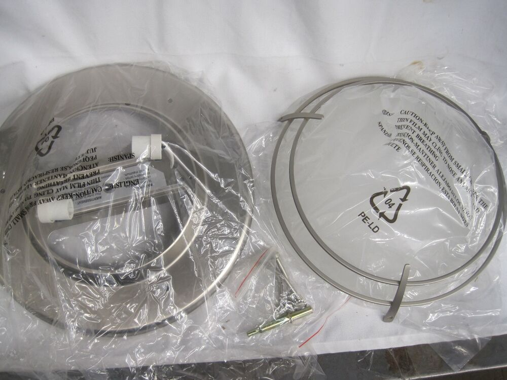 Broan Nutone S99525323 757sn 757snnt Bathroom Fan Light