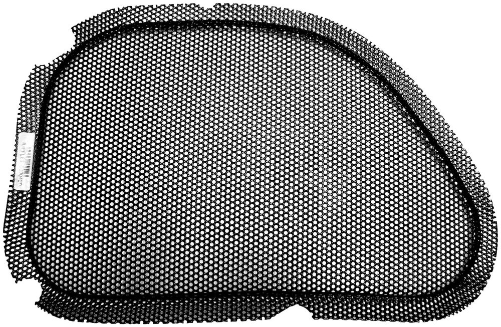 hawg wired motorcycle parts hawg wired steel mesh speaker grills for harley davidson fltr road glide