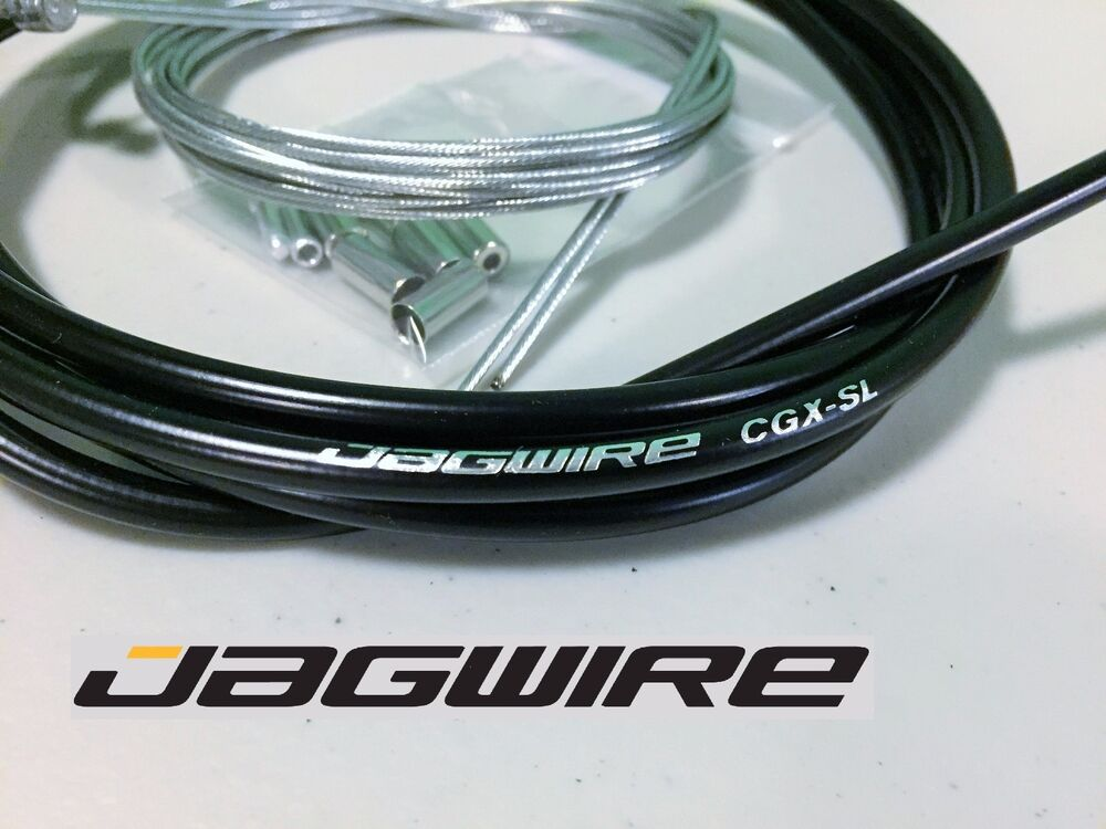 Jagwire Road Pro Brake Cable Amp Housing Shop Kit Black
