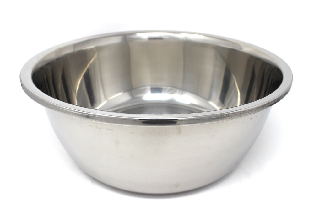 Concord Large Stainless Steel Mixing Bowls Containers Avail From 4