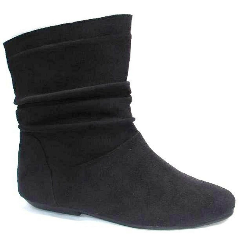 Find great deals on eBay for black flat boots. Shop with confidence.