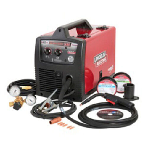 Lincoln Electric Welders K2697 1 Easy Mig 140 120 Volt Ac