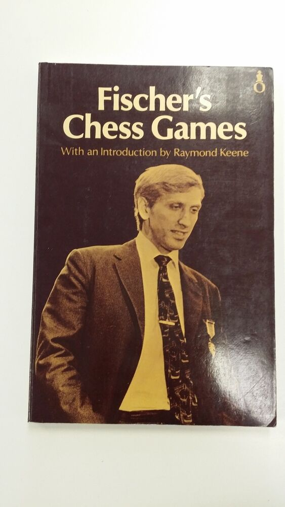 Bobby Fischer My 60 Memorable Games ~ 1969 Paperback, 1st Edition/1st Printing