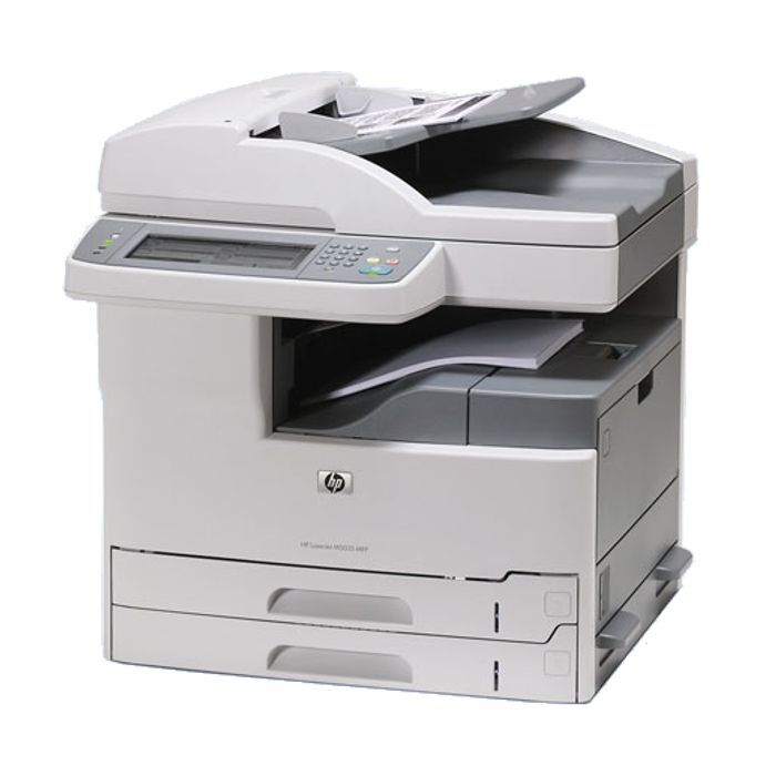 hp laserjet m5035 mfp drucker scanner kopierer a3 a4 netzwerk usb s w q7829a 884962830307 ebay. Black Bedroom Furniture Sets. Home Design Ideas