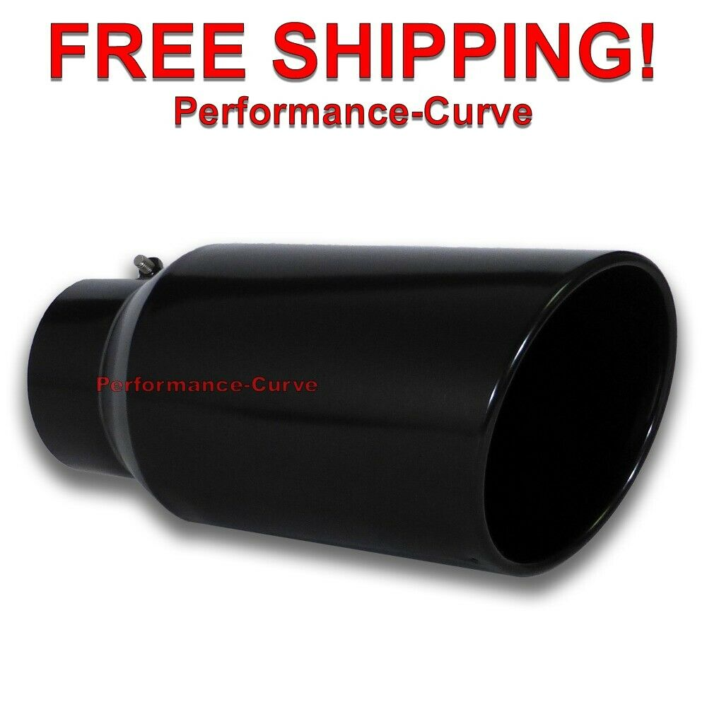 how to clean black exhaust tips
