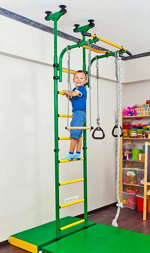 Indoor Gymnastic Rings