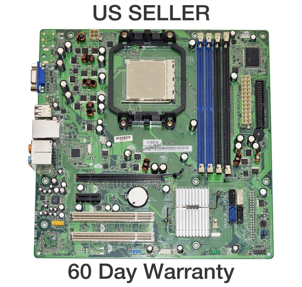 Dell Inspiron 531 531S Desktop Motherboard RY206 0RY206 ...