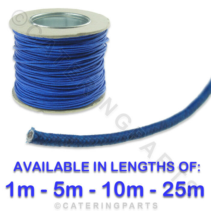 High Temperature Cable : Siaf blue mm heat resistant wiring high temperature