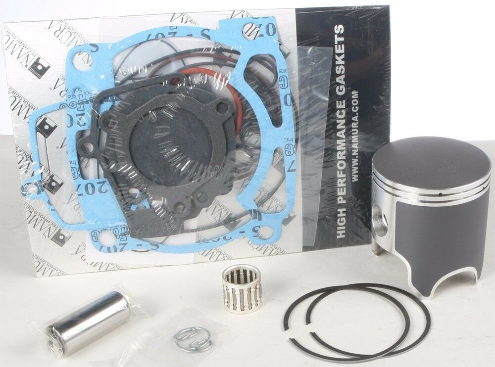 1990 94 ktm 250sx exc namura top end rebuild piston kit rings gaskets bearing a ebay. Black Bedroom Furniture Sets. Home Design Ideas