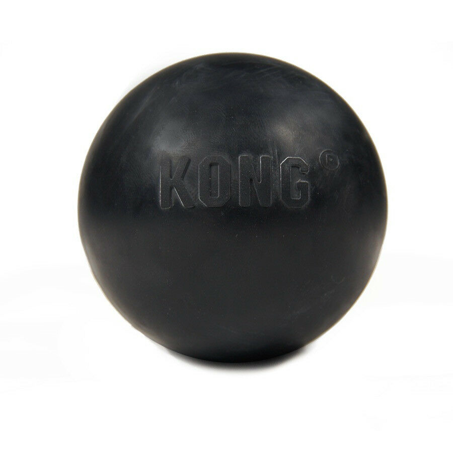 Dog Toys Balls : Kong extreme original stuffable ball dog or puppy toy